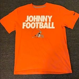 Nike Cleveland Browns Johnny football shirt